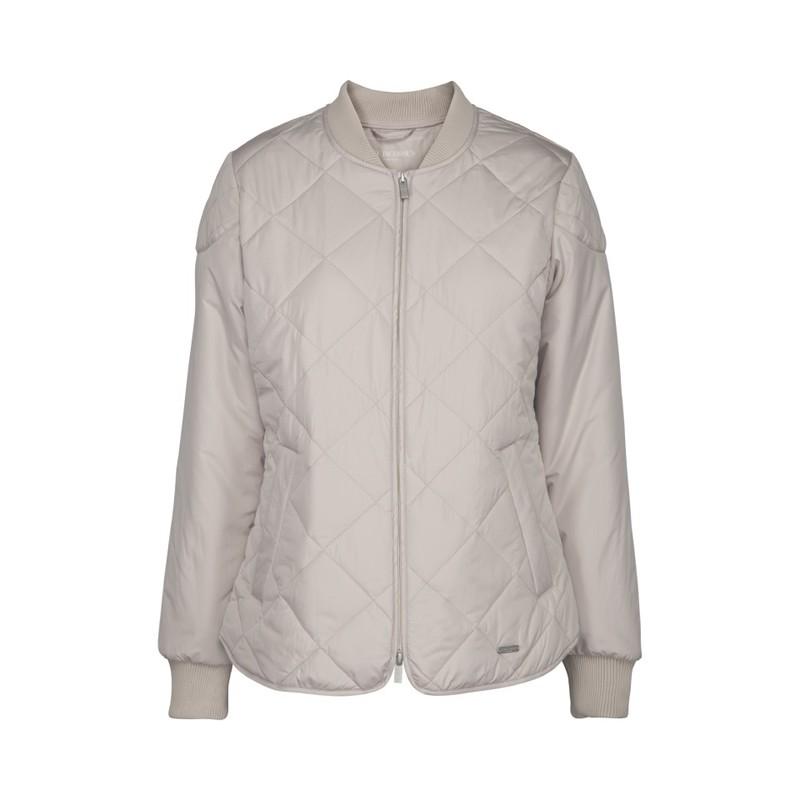 Куртка Ilse Jacobsen Paddet Quilt Jacket, Gra. Изображение 1