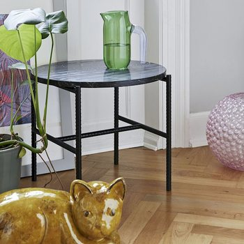 Стол круглый, Hay, Rebar round side table