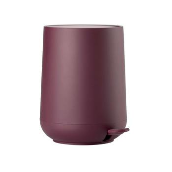 Мусорное ведро с педалью Zone Nova One, velvet purple