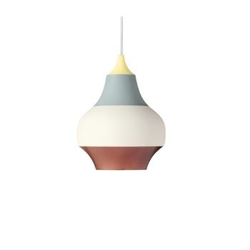 Подвесной светильник Louis Poulsen Cirque yellow top