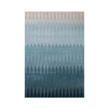 Напольный ковер Linie Design Acacia, blue
