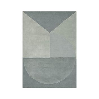 Напольный ковер Linie Design Satomi, aqua