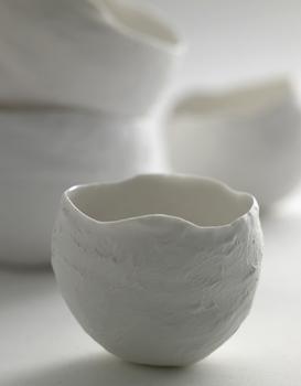 Чаша Serax Bowl Plaster Small