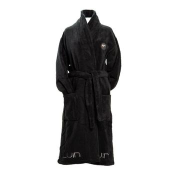 Банный халат Luin spa Bathrobe Unisex Black