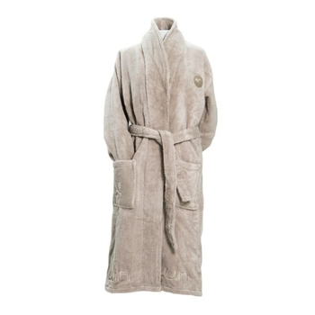 Банный халат Luin spa Bathrobe Unisex Sand