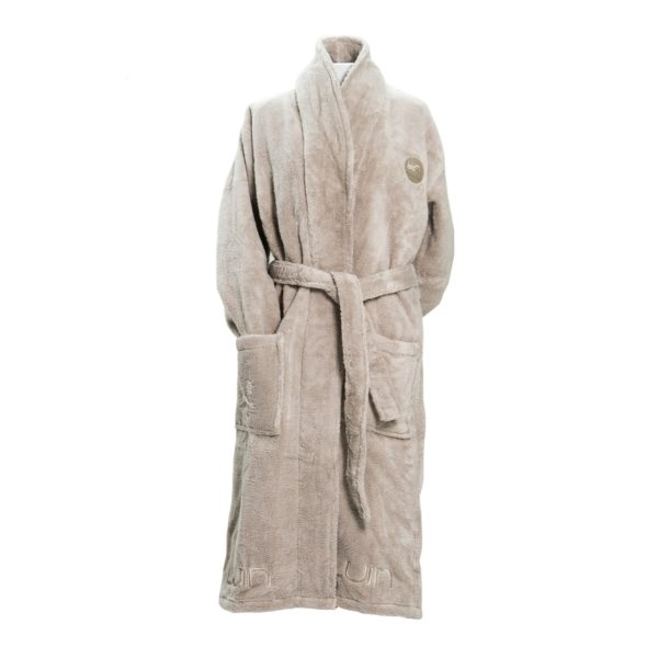 Банный халат Luin spa Bathrobe Unisex Sand. Изображение 1