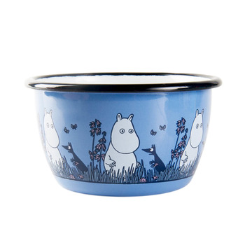 Миска Muurla Moomin Friends, blue