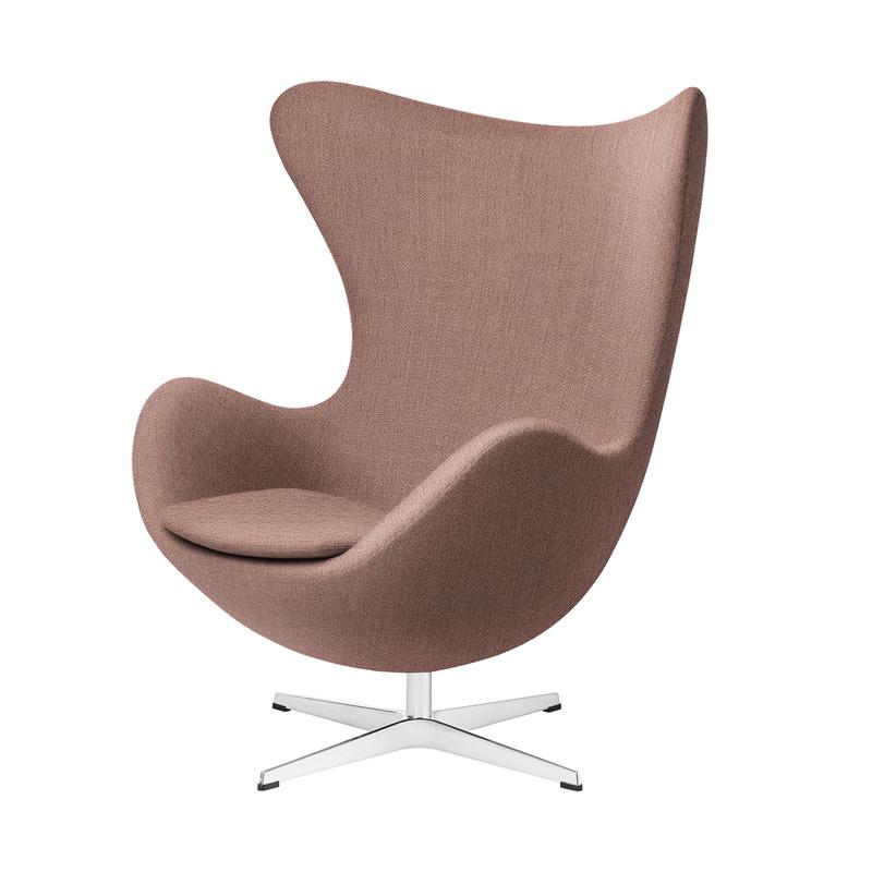 Кресло Fritz Hansen Egg 3316, Egg chair,dark orange . Изображение 1