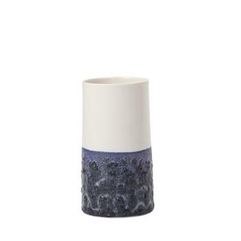 Ваза настольная Wauw design Sika blue small