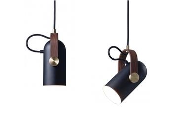 Подвесной светильник Le Klint Carronade, small, black