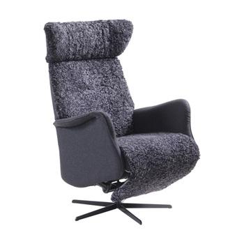 Функциональное кресло Broderna Anderssons Armchair Cruze с раскладной подставкой для ног