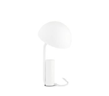 Настольный светильник Normann Copenhagen Cap Table Lamp EU White