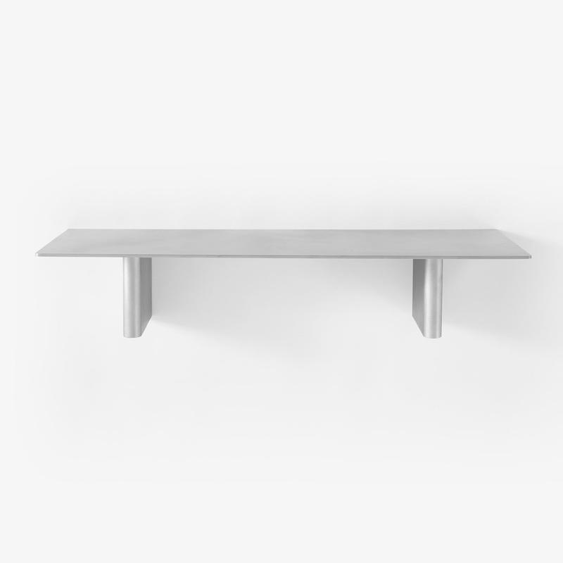 Полка &Tradition Column JA2 Ø: 25cm, aluminium. Изображение 1