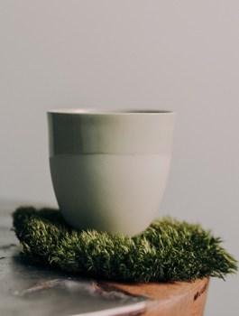 Чашка Ment Kaffekopp Kål