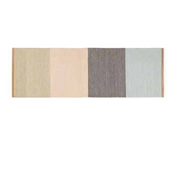 Ковер Design House Stockholm Fields Carpet brown/blue/pink/beige