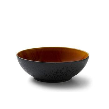 Салатник Bitz, black/amber