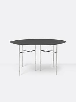 Стол ferm LIVING Mingle Table Top 130 cm + Legs W68