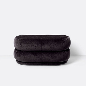 Пуф Pouf oval - Faded Velvet-medium