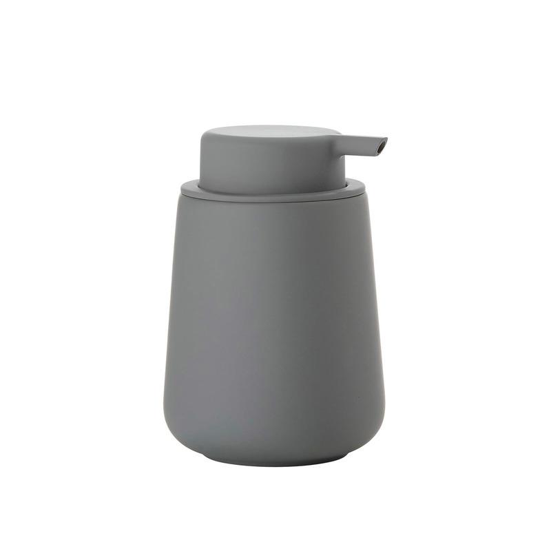 Диспенсер для мыла Zone Nova One, grey. Изображение 1