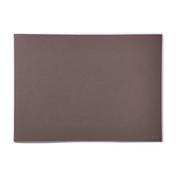 Подставка под тарелку Zone Lino, taupe brown