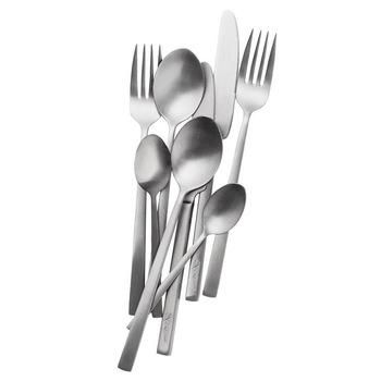 Набор столовых приборов Bitz  ( 4 вилки, 4 ножа, 4 ложки, 4 чайных ложки) 130122 Cutlery 16 pieces satin finish