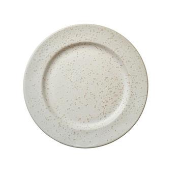 Тарелка Bitz  11163 desert plate 22 cm matte cream bitz
