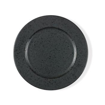 Тарелка Bitz 821077 Dinner plate 27 cm black