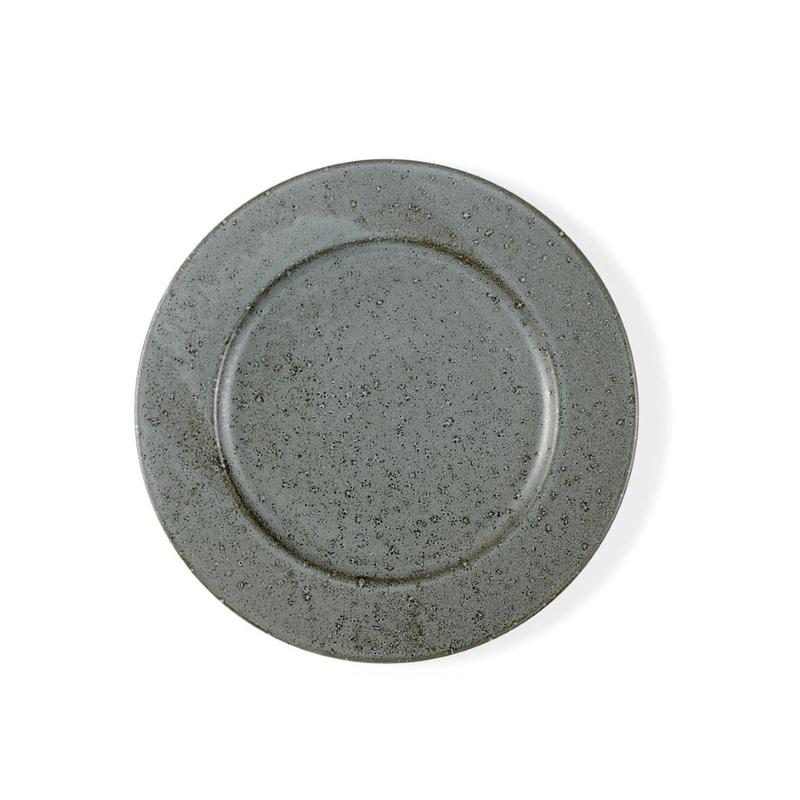 Тарелка Bitz Dinner plate grey. Изображение 1