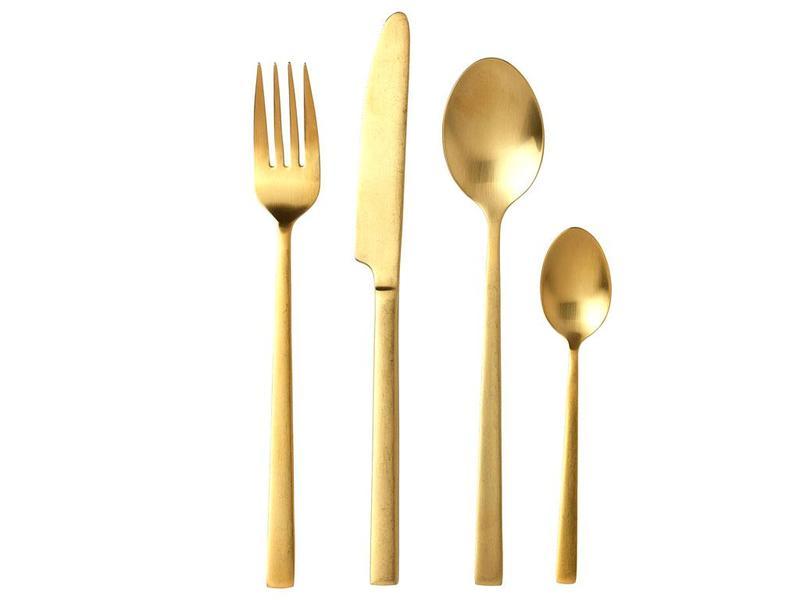 Набор столовых предметов Bitz Cutlery из 16 предметов. Изображение 1