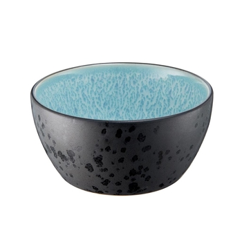 Миска Bitz bowl black\light blue