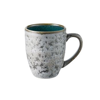Чашка Bitz Mug grey\green
