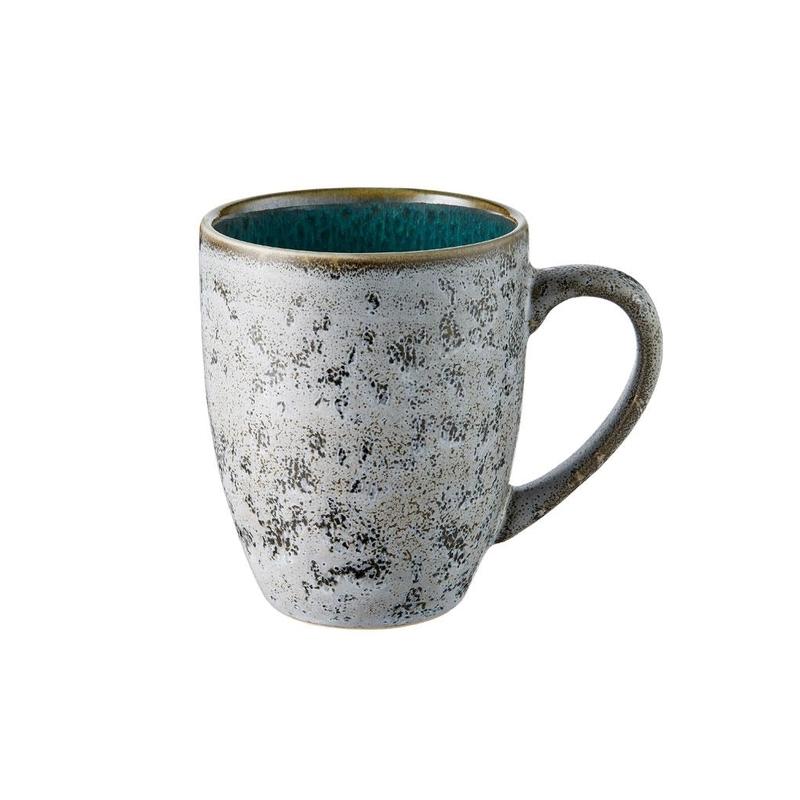 Чашка Bitz Mug grey\green. Изображение 1