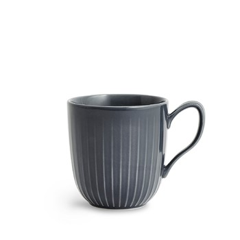 Чашка Kähler HAMMERSHØI  anthracite