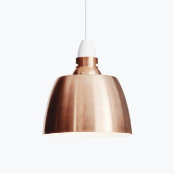 Подвесной светильник New Works Hang On Honey Pendant - Raw Copper