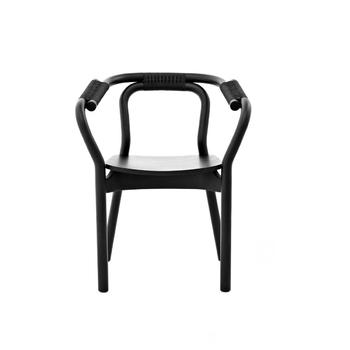 Стул Normann Copenhagen Knot Chair Black/Black