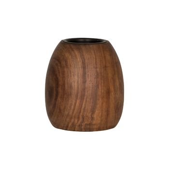 Подсвечник Broste Copenhagen  Pia wood