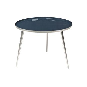 Кофейный стол Broste Copenhagen Jelva blue top