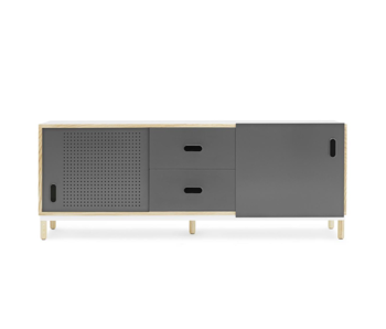 Шкаф Normann Copenhagen Kabino Sideboard w. Drawers Grey