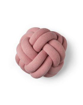 Подушка Design House Stockholm Knot Pink