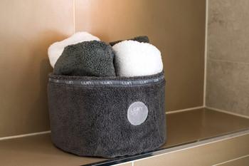 Корзина для ванных принадлежностей Luin spa Spa basket Granite large