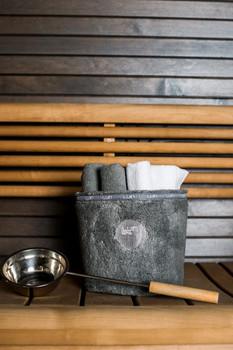 Корзина для ванных принадлежностей Luin spa Spa basket Granite small