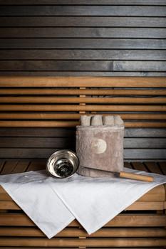 Корзина для ванных принадлежностей Luin spa Spa basket Sand small