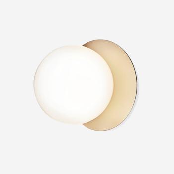 Настенный светильник NUURA LIILA 1 MEDIUM OPAL - WALL/CEILING