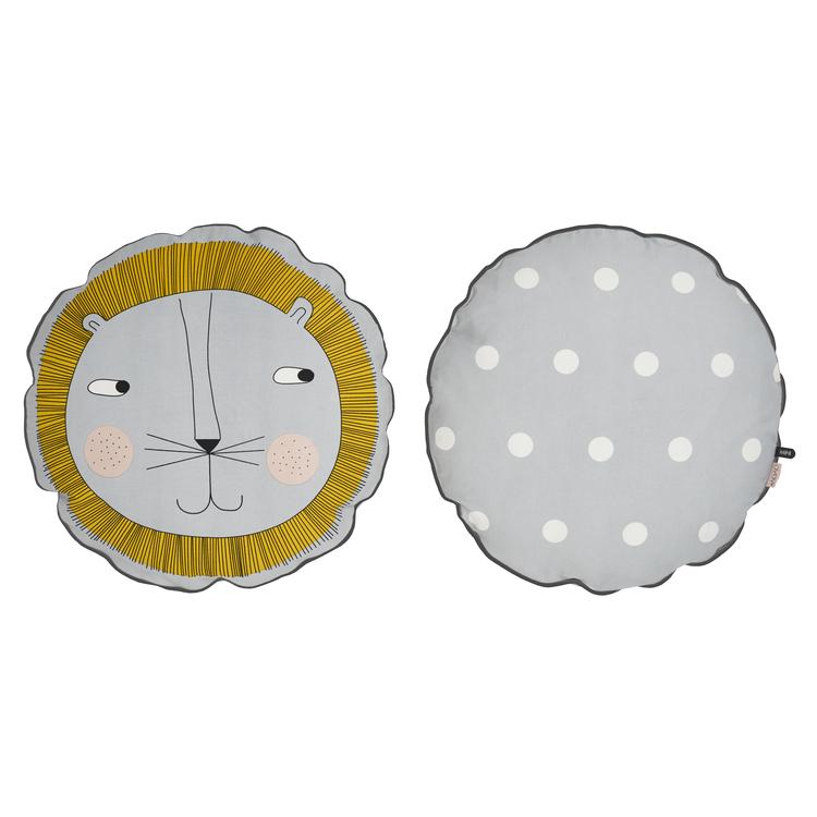 Декоративная подушка Oyoy Lion. Изображение 1