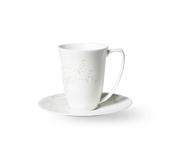 Чашка с блюдцем Wik & Walsoe Lys