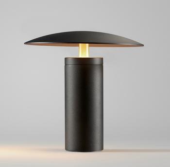 Настольная лампа Light point MADISON T1 BLACK/GOLD