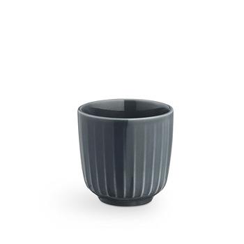 Чашка для эспрессо Kähler HAMMERSHØI  anthracite