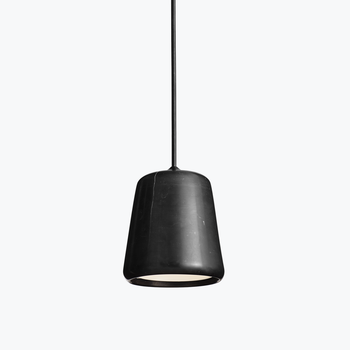 Подвесной светильник New Works Material Pendant w. Black Fitting