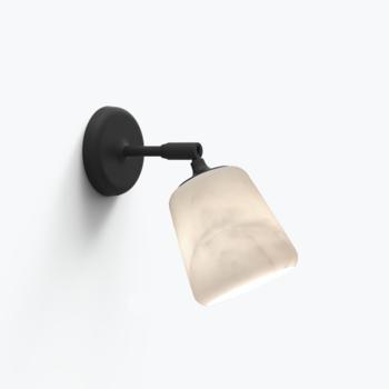 Настенный светильник New Works Material Wall Lamp - The Black Sheep Edition