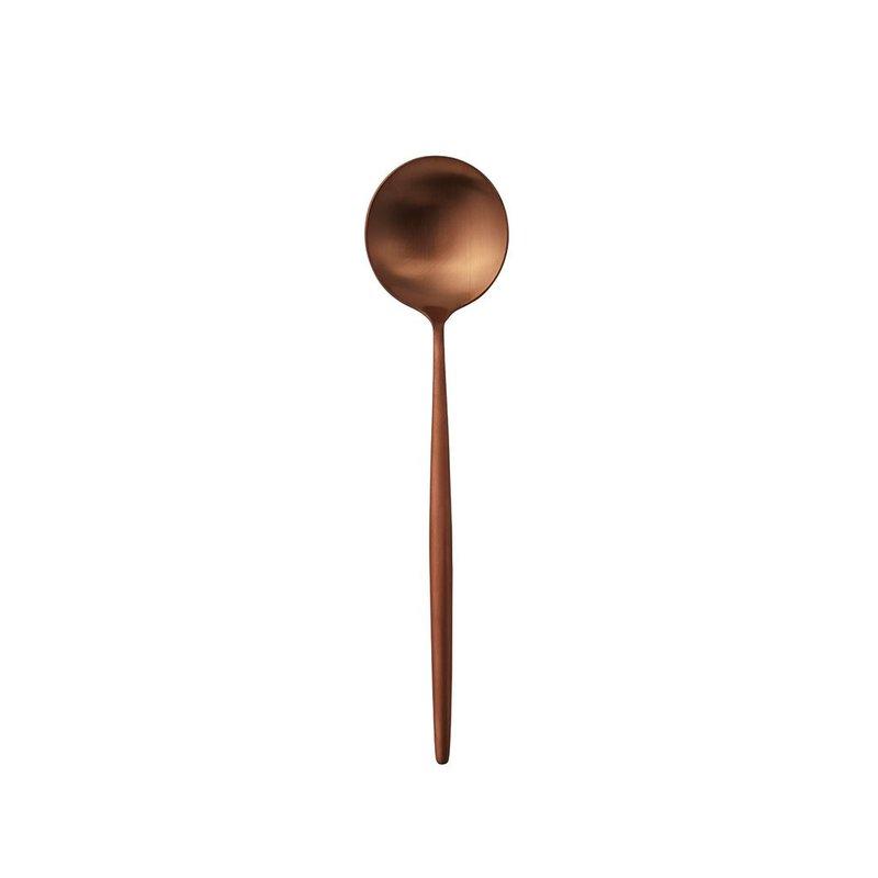 Ложка  столовая Ment Moon Matt Coppertable  spoon. Изображение 1